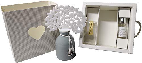 FRAGRANCE Profumatore diffusore albero della vita in scatola regalo