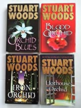 Stuart Woods (Set of 4) Orchid Blues; Blood Orchid; Iron Orchid; Hothouse Orchid