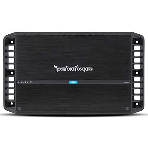 Rockford Fosgate P500X2 Punch 500 Watt 2 Channel Amplifier