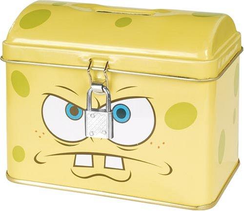 Unitedlabels AG 109393 - Metall-Spardose Spongebob