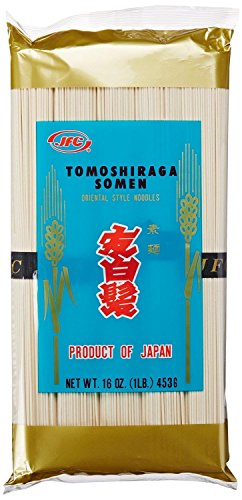 Dried Tomoshiraga Somen Noodles 16 Ounces (Case of 12)
