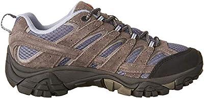 Merrell Women's Moab 2 Vent Hiking Shoe, Smoke, 9.5 W US