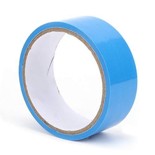 SALUTUYA Cinta Adhesiva para neumáticos de Bicicleta, 1 Pieza, 4 tamaños, Ligera, para Bicicleta, para Ciclismo(33mm)