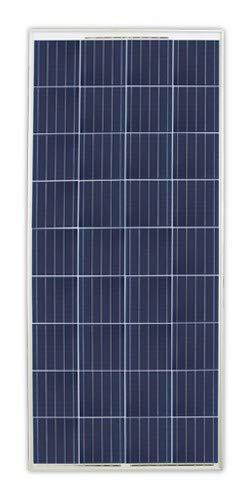 d.light 20 Watt - 12 Volt Solar Panel for Home Lighting & Small Battery Charging
