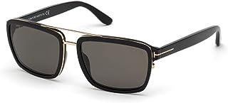 Tom Ford ANDERS FT 0780 Shiny Black/Grey 58/17/140 men Sunglasses