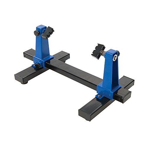 Silverline 511032 Juego de accesorios de sujeción universal, Azul, Set de 5 Piezas (Herramientas y Mejora del hogar)