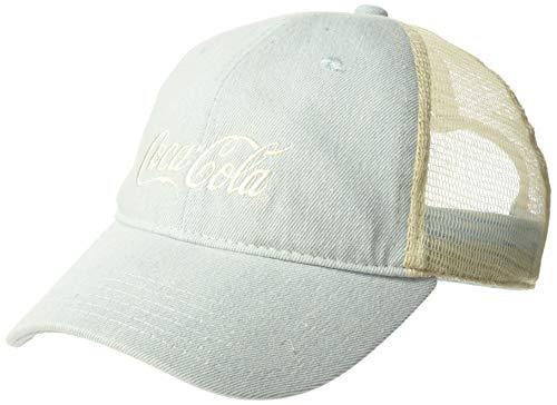 Coca-Cola Coke - Gorra de béisbol para hombre, talla única
