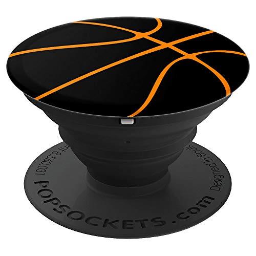 Basketball Fan Sportler Geschenk für Basketballspieler - PopSockets Ausziehbarer Sockel und Griff für Smartphones und Tablets
