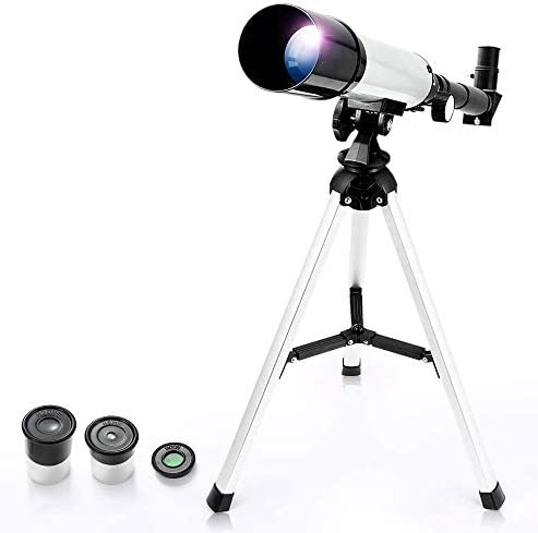 Telescope for Kids Astronomical Telescope Zoom 90X HD Outdoor Educational Telescope with Tripod product image