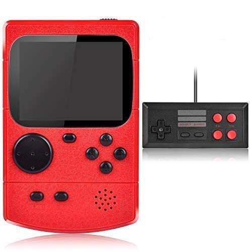 Gamory Retro Games Console Portable Kids Handheld Game Console with 400...