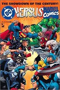 DCvs(バーサス)マーヴル (JIVE AMERICAN COMICSシリーズ)の詳細を見る