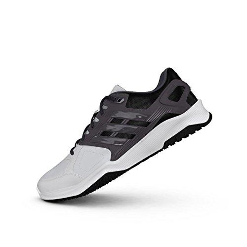 Adidas Duramo 8 Trainer M, Zapatillas para Hombre, Blanco (Ftwbla/Gritra/Negbas), 42 EU