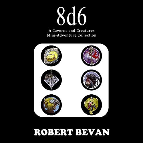 8d6 Audiobook By Robert Bevan cover art