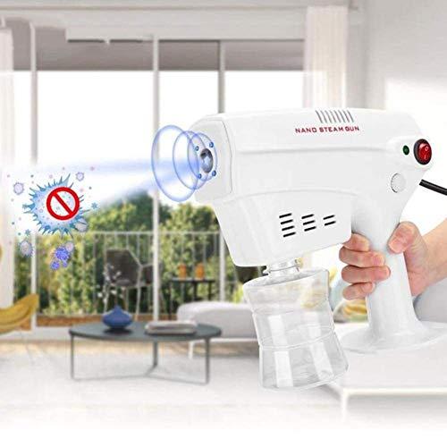 Qiutianchen Sprayer Nano-Dampfpistole Desinfektion Blaue Licht Nano-Dampfpistole, Sprühmaschine, für Krankenhäuser Büro-Schönheitssalon