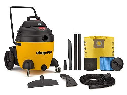 Shop-Vac 9627410 aspirador seco y húmedo para contratistas de 6.5 HP de 18 galones