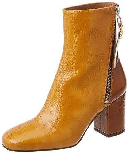 Pinko Damen Giulliet Halblange Stiefel, A3R_Cuoio / SENF, 39 EU