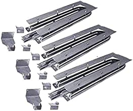 BBQ Grill Viking Burner Stainless Steel 3 Pack 15481-3