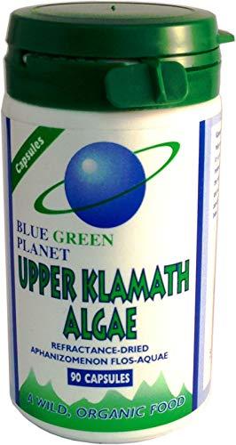 Algues bleu-vert Klamath Planet Upper 100 Capsules