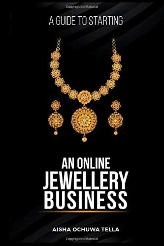 A GUIDE TO STARTING AN ONLINE JEWELLERY BUSINESS product image