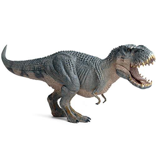 HEITIGN Giocattolo di Dinosauro, Modello di Dinosauri King Kongs, Giocattolo Modello di Dinosauri Giocattoli per Bambini Tirannosauro Realistico, Figurina Animale Modello Realistico Tirannosauro Rex