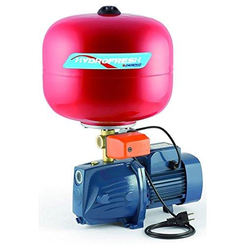 Elettropompa Autoclave Vaso Espansione 0,5Hp JSW m1CX 24SF Pompa Acqua Pedrollo