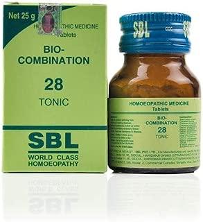 (Pack of 2) SBL BIO- Combination 28 Tonic, 25g