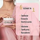 Zoom IMG-2 lovage crema anticellulite snellente trattamento