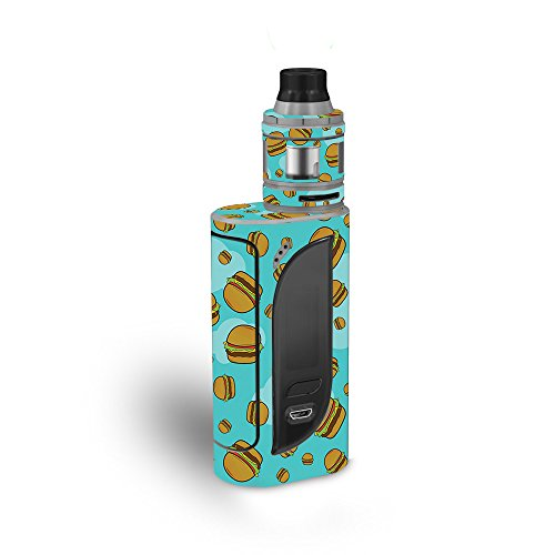 MightySkins Skin Compatible with Eleaf iKonn 220 - Burger Heaven | Protective, Durable, and Unique Vinyl Decal wrap Cover | Easy to Apply, Remove, and Change Styles | Made in The USA