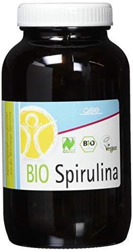 GSE BIO Spirulina, Naturland zertifiziert, 1er Pack (1 x 275 g)