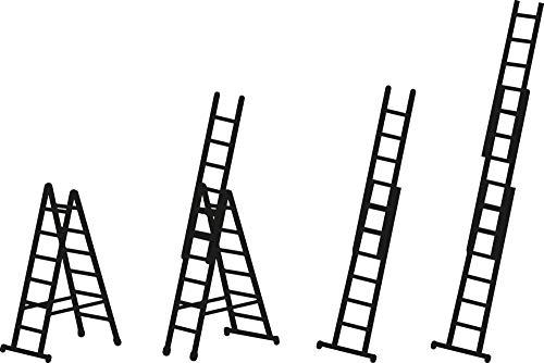 Zarges multifunctionele ladder 3 X11Spr. Z200 44841