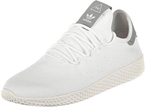 adidas Men's Pw Tennis Hu Fitness Shoes, White Ftwbla Ftwbla Blatiz 000, 11.5 UK
