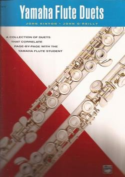 Yamaha Flute Duets (Yamaha Duet Series)