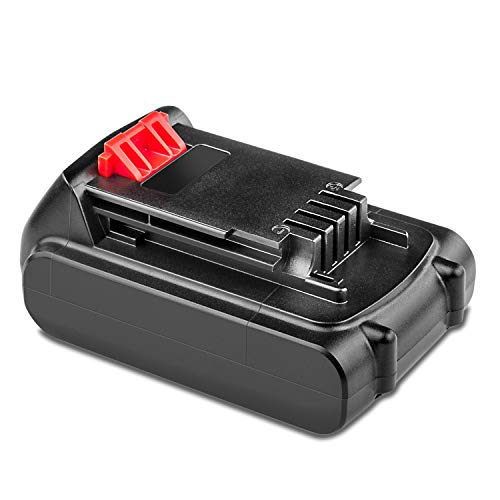 Upgraded 3.5Ah LB20 Slide Battery for 20V MAX Lithium Ion Battery LCS1620 LDX220 LB2X4020 LBXR20 LBXR2020-OPE Cordless Tool Battery (1)