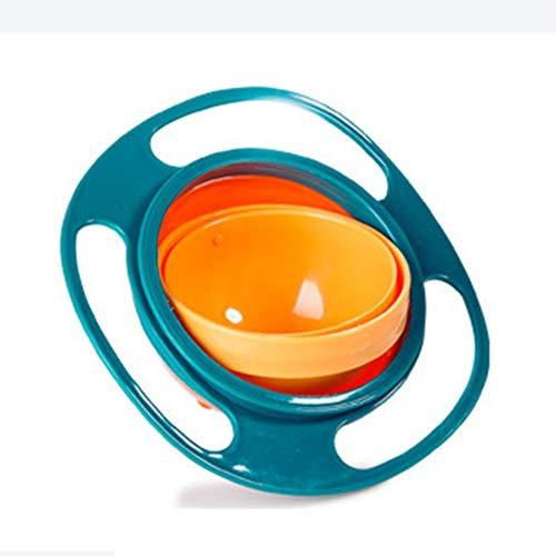 Rotatif /à 360/° Aliments Renvers/és Bol Enfant Anti Renversement Evite les Plats