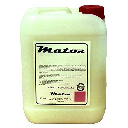 MATOR - Limpiador Colectividades Desinfectantes - 20 Litros