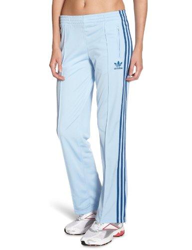 adidas Firebird - Pantalones de chándal para Mujer Azul altutude/Lone Blue Talla:42