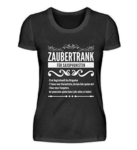 Tovertrank voor orchester saxofoon - damesshirt