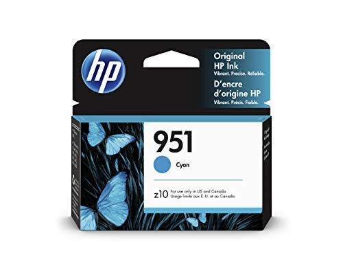 HP 951 | Ink Cartridge | Cyan | CN050AN