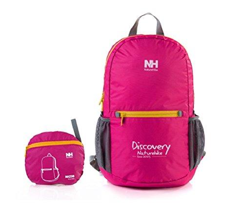 yvonnelee 15L plegable mochila para hombres, mujeres y...