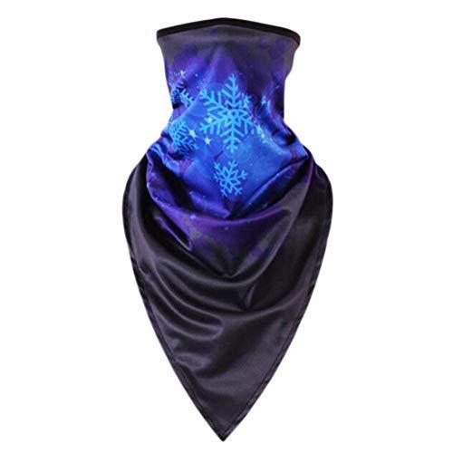 Écran solaire bandanas foulard masque masque extérieur serre-tête serre-tête serre-tête-A16