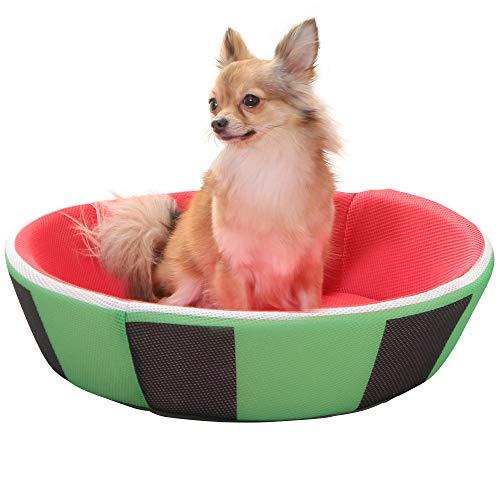 アイリスオーヤマ ペット用クールベッド スイカ