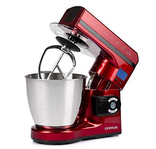 G3 Ferrari g2p01800 Küchenmaschine Pastaio, Stahl, Rot