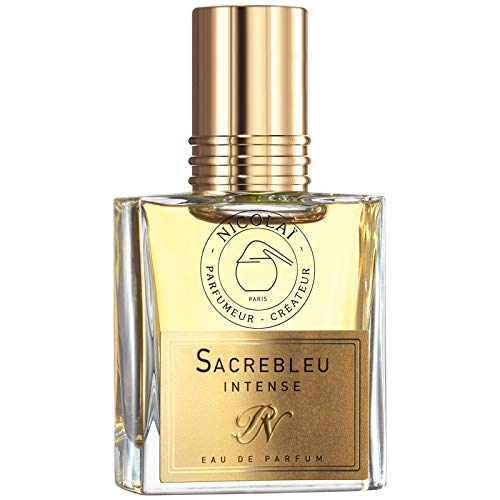 SACREBLEU INTENSE By Parfums De Nicolai, Eau De Parfum Spray, 1.0 oz / 30 ml by PARFUMS DE NICOLAI