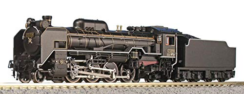 KATO Nゲージ D51 200 2016-8 鉄道模型 蒸気機関車