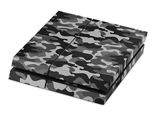 Lot d'autocollants Skins4u - De qualité supérieure - Pour Playstation 4 , Urban Camo