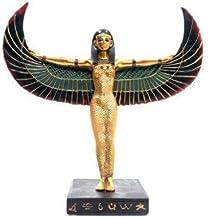 Isis Figur B-Ware Deko Statue kniend Ägypten ägyptische Göttin Replik Mythologie
