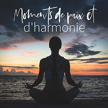 Moments de paix et d'harmonie: Nature sonne pour dormir, Relaxation et méditation de pleine conscience