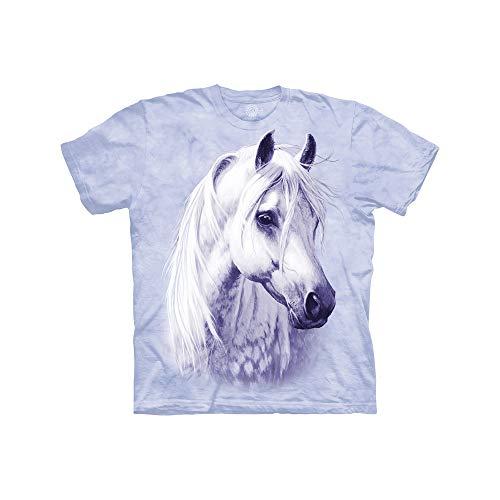 The Mountain Kids Moon Shadow T-Shirt, Small, Purple