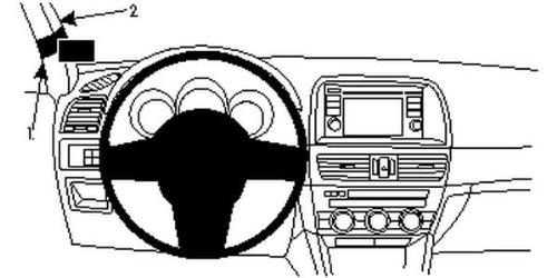 Brodit 804753 ProClip für Mazda CX-5 12
