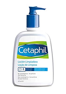 Cetaphil® loción limpiadora 473